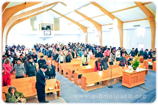 Primera iglesia bautista mexicana de el paso quienes somos - La hora en el paso texas ...